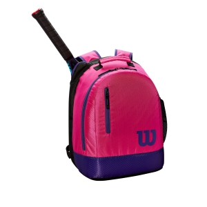 Tennis Bag Wilson Youth Backpack  Pink/Purple WR8000002