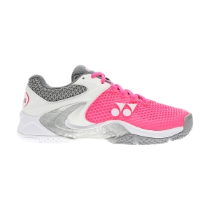 Women`s Tennis Shoes Yonex Eclipsion 2 Clay  Pink SHTELS2CLPK