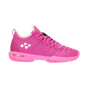Women`s Tennis Shoes Yonex Fusionrev 3 Clay  Barry Pink SHTFR3LCPK
