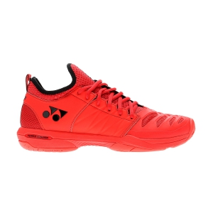 Men`s Tennis Shoes Yonex Fusionrev 3  Red SHTFR3EXR
