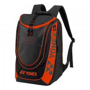 Tennis Bag Yonex Top Backpack  Black/Orange BAG2812WEXA