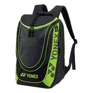 Tennis Bag Yonex Top Backpack  Black/Lime BAG2812WEXL