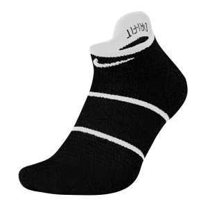 Tennis Socks Nike Court Essentials No Show Socks  Black SX6914013