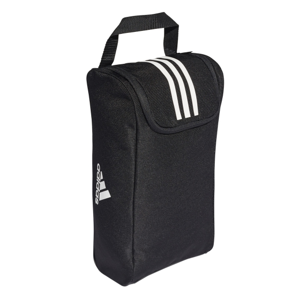 Adidas 3-Stripes Shoe Bag - Black/White DW5952