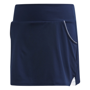 Faldas y Shorts Girl Adidas Club Falda Nina  Collegiate Navy EC3582