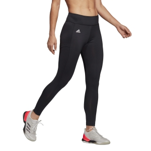 Pantalones de Tenis Adidas Club Tights  Black DU0974