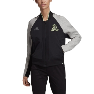Tennis Women's Jackets Adidas New York City Jacket  Black DX4320