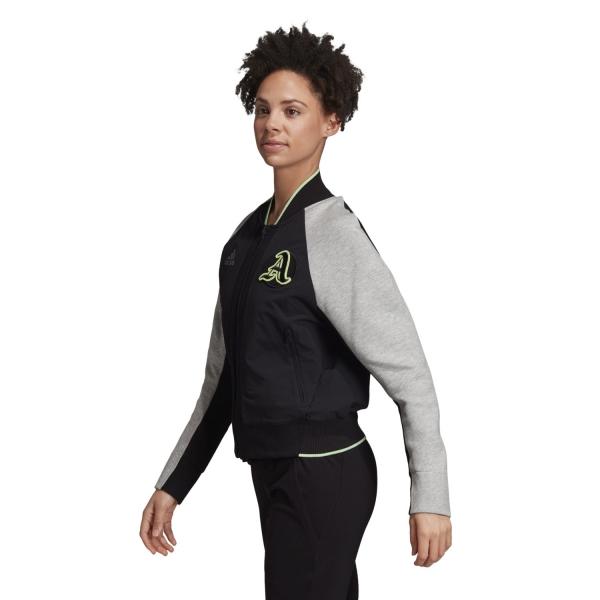 Adidas New York City Jacket - Black