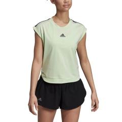 Adidas New York Camiseta - Glow Green/Black