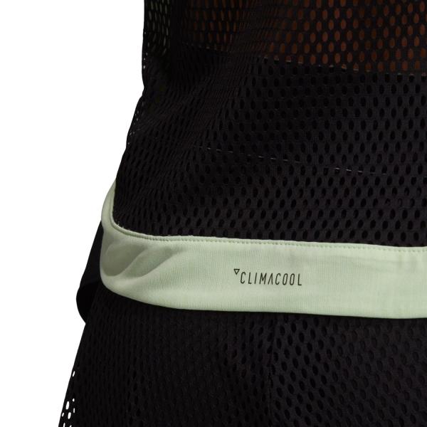 Adidas New York T-Shirt - Glow Green/Black