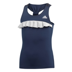 Adidas Adidas Ribbon Top Nina  Collegiate Navy  Collegiate Navy EC3567