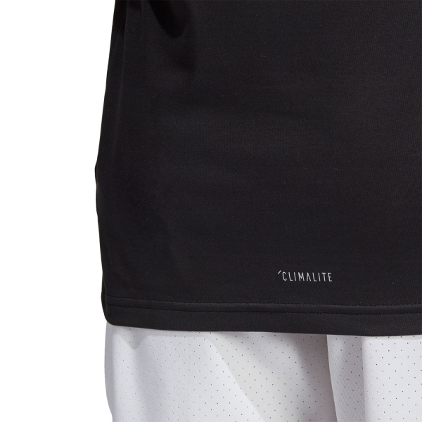 Adidas Escouade T-Shirt - Black/White
