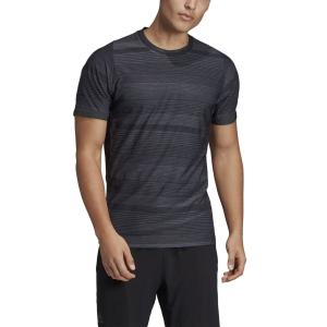 Camisetas de Tenis Hombre Adidas MatchCode Camiseta  Grey Heathered EI8975