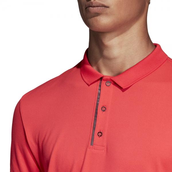 Adidas MatchCode Polo - Fluo Pink