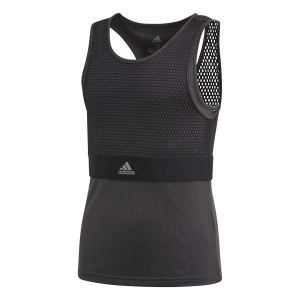 Top and Shirts Girl Adidas New York Tank Girl  Black EI7447