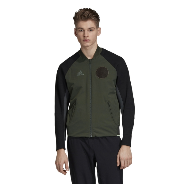 Adidas New York City Jacket - Legend Earth