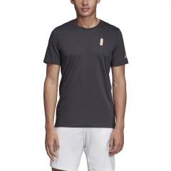 Adidas New York Graphic T-Shirt - Carbon