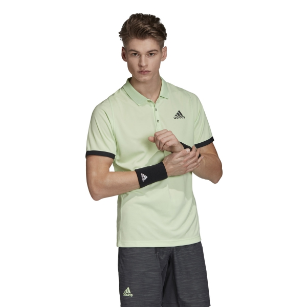 polo adidas tennis uomo