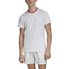 Adidas Adidas Stella McCartney Court Camiseta  White  White EJ5576