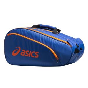 Padel Bags Asics Padel Imperial Large Bag  Blue/Orange 1145740808
