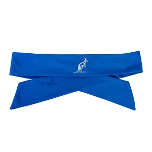 Tennis Head and Wristbands Australian Ace Headband  Blue/White 29409626