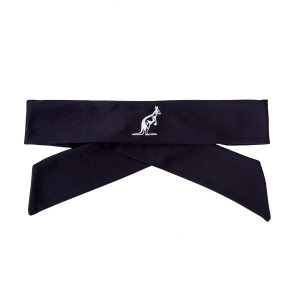 Tennis Head and Wristbands Australian Ace Headband  Navy/White 29409200