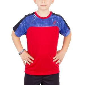 Tennis Polo and Shirts Australian Boy Ace Jeans TShirt  Red/Blue/Black I8077546930