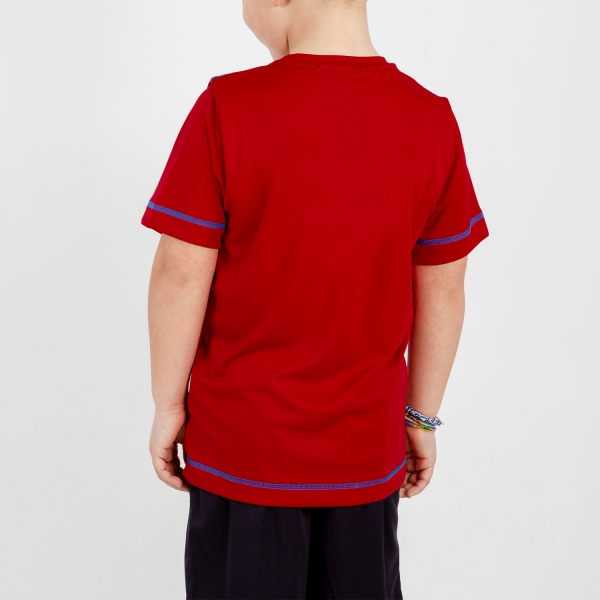 Australian Boy Ace T-Shirt - Red/Blue