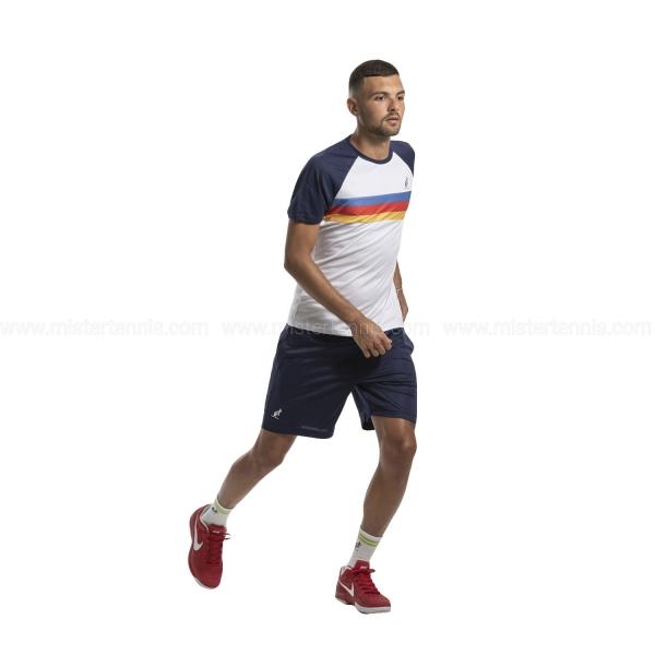Australian Ace 7in Shorts - Blu Copiativo