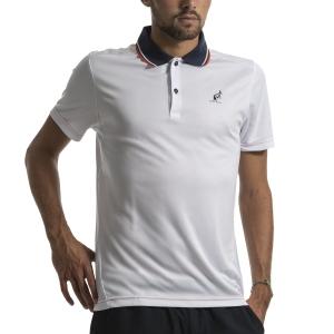 Men's Tennis Polo Australian Ace Polo  Bianco I9078216021