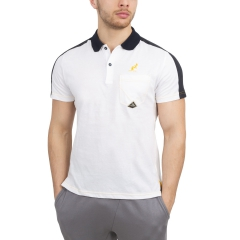 Australian Australian for Roy Roger's Polo  White/Navy/Yellow  White/Navy/Yellow 78385002
