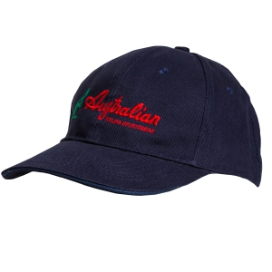 Tennis Hats and Visors Australian Maxi Logo Cap  Navy 29460200