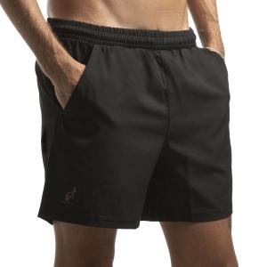 Men's Tennis Shorts Australian Slam 6in Shorts  Nero I9075000003