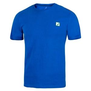 Men's Tennis Shirts Australian Sportswear TShirt  Blue 78581ITA