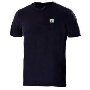 Men's Tennis Shirts Australian Sportswear TShirt  Navy 78581200