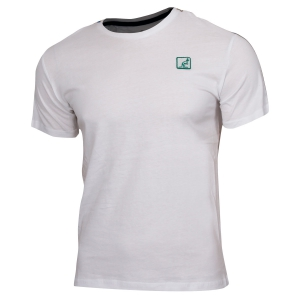 Men's Tennis Shirts Australian Sportswear TShirt  White 78581020