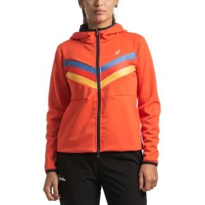 Tennis Women's Jackets Australian Volee Jacket  Arancio I9086676149