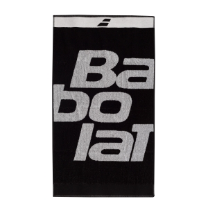 Various Accessories Babolat Medium Towel  Black/White 5UA13912001