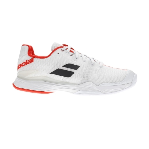 Calzado Tenis Hombre Babolat Jet Mach II Clay Pure Strike  White 30F196311000