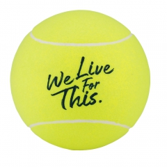 Babolat Jumbo Ball Roland Garros - Yellow