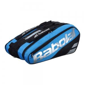 Borsa Tennis Babolat Pure Drive VS x 9 Borsa  Black/Blue 751200146