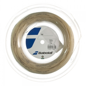 Multifilament String Babolat Xcel 1.30 200 m Reel  Natural 243110128130