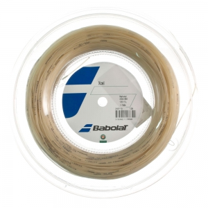 Multifilament String Babolat Xcel 1.35 200 m Reel  Natural 243110128135