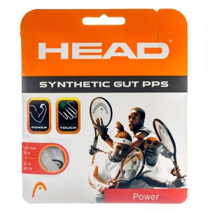 Multifilament String Head Synthetic Gut PPS 1.14 Set 12 m  White 281065 18WH