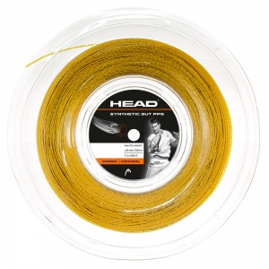 Multifilament String Head Synthetic Gut PPS 1.25  200 m Reel  Gold 281095 17GD