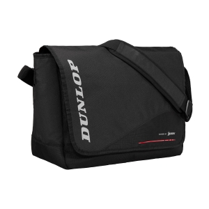 Tennis Bag Dunlop CX Performance Messenger Bag  Black/Red 10282332