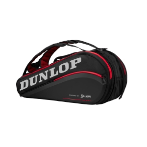 Tennis Bag Dunlop CX Performance x 9 Thermo Bag  Black/Red 10282264