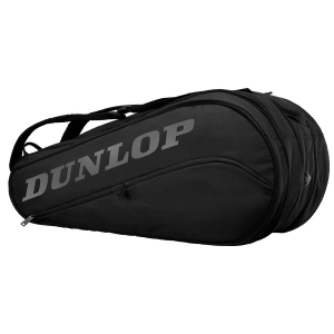 Tennis Bag Dunlop CX Team x 12 Bag  Black 10282335