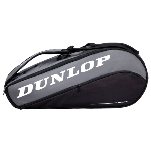 Tennis Bag Dunlop CX Team x 12 Bag  Black/Grey 10282336