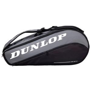 Bolsa Tenis Dunlop CX Team x 12 Bag  Black/Grey 10282336